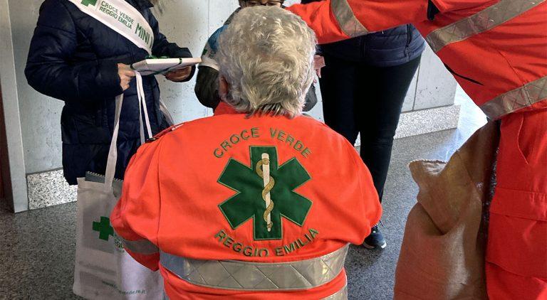 Croce Verde Reggio Emilia trova nuovi mini-volontari - CSV ...